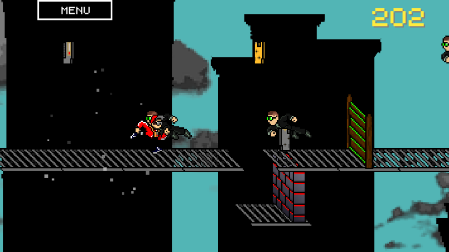 MC Lars The Video Game Screenshot 3