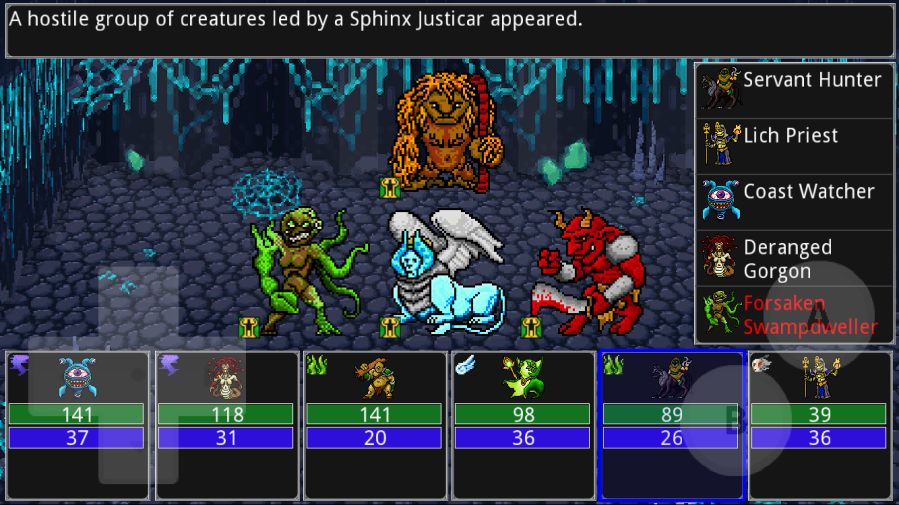 Siralim 2 Screenshot 3